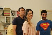 Kathia Calil, Gabriel Godoy e Carlos Mariano