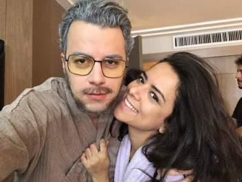 Johnnas Oliva e Kathia Calil