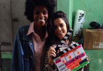 Vaneza Oliveira e Kathia Calil
