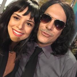 Kathia Calil e Lúcio Mauro Filho